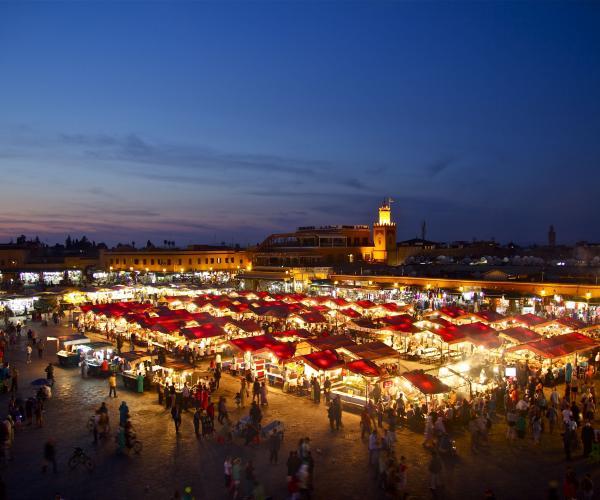 Maroc : Villages et vallées du Toubkal
