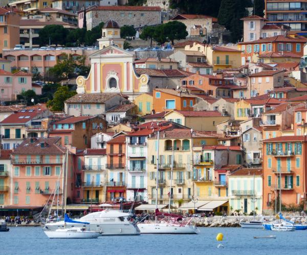 Alpes d'Azur : Les Balcons d'Azur