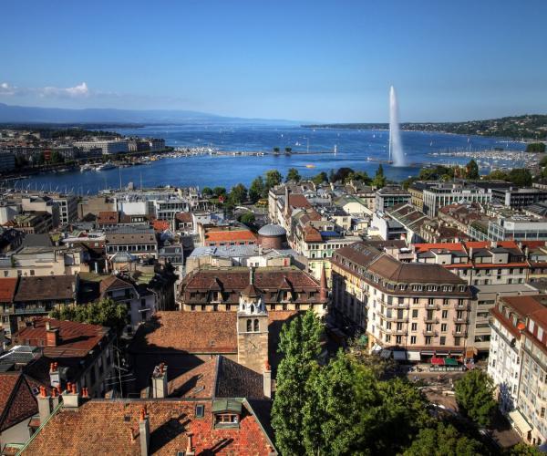 Geneve - Le Puy en Velay