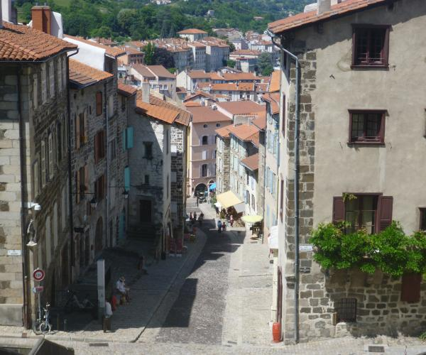 Condrieu - Le Puy-en-Velay