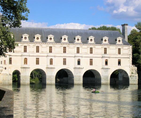 Châteaux de la Loire : Blois - Azay le Rideau