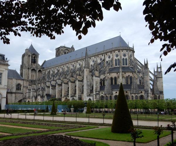 De Bourges à Châteauroux