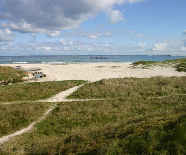 Bretagne : De Brignogan-Plages à Portsall