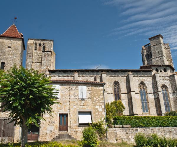 Compostelle à vélo : Cahors - Saint Jean Pied de Port