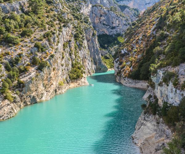 Alpes de Haute-Provence : Verdon, les plus beaux sentiers