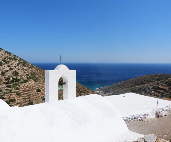 Grèce : L'odyssée des Cyclades