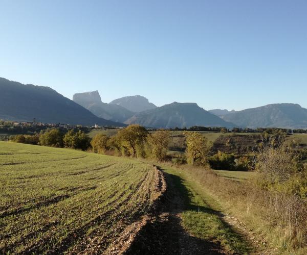 Sur les Pas des Huguenots : Le Percy - Grenoble