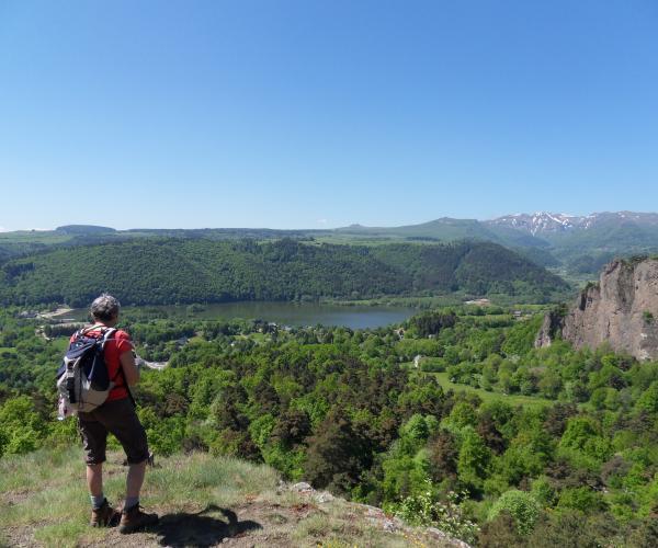 Auvergne : Lacs et Volcans d'Auvergne