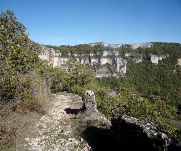 Le Tour du Larzac