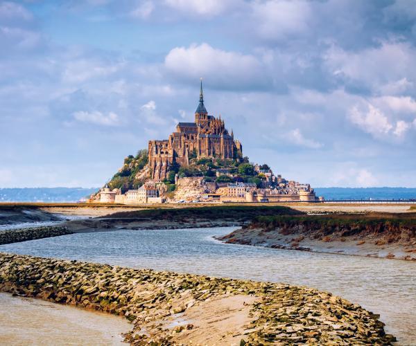 Bretagne/Normandie : Les chemins du Mont St Michel