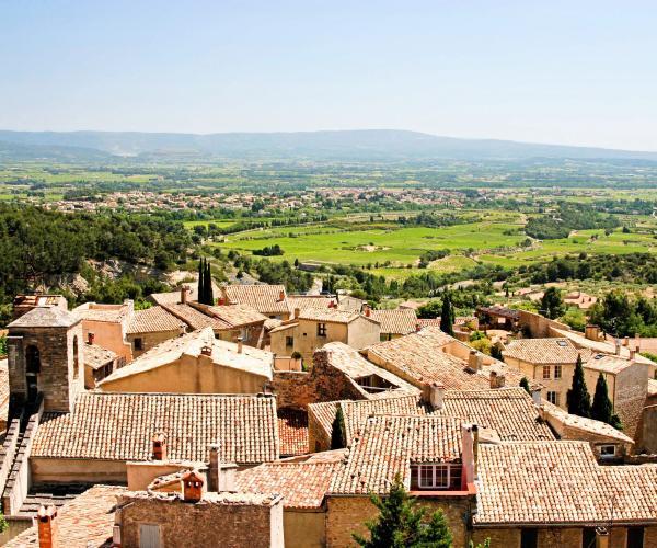 Alpes : La Drôme provençale, Villages perchés de Provence