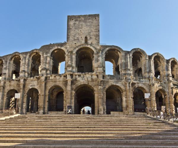 Arles - Lodève