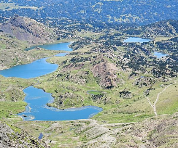 Pyrénées : Cerdagne