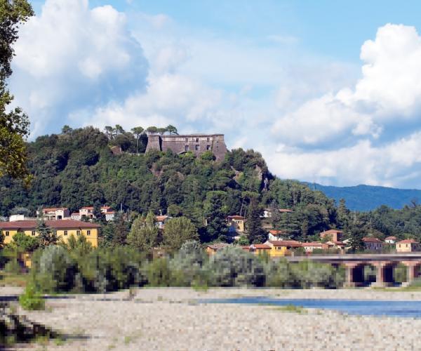 Aulla - San Miniato
