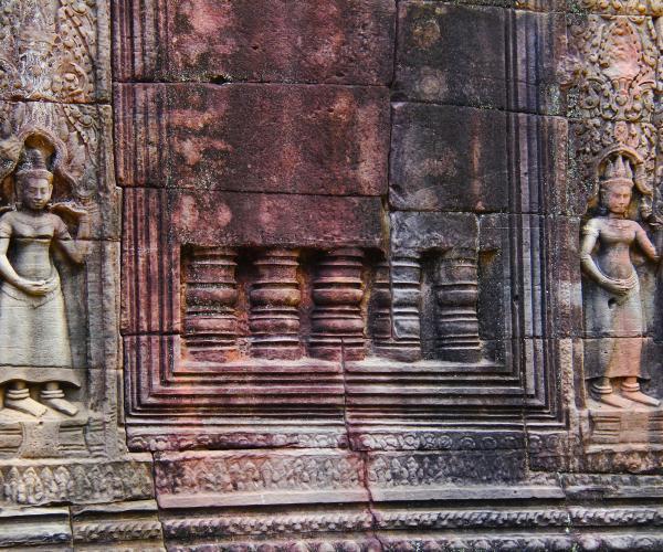 Vietnam - Laos - Cambodge : Toit d'Indochine, Laos et Angkor Wat