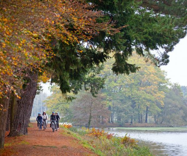 Canal de Nantes à Brest à vélo : De Redon à Châteaulin