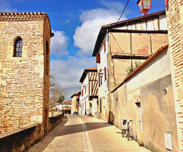 Le Canal de Garonne à vélo de Bordeaux à Toulouse