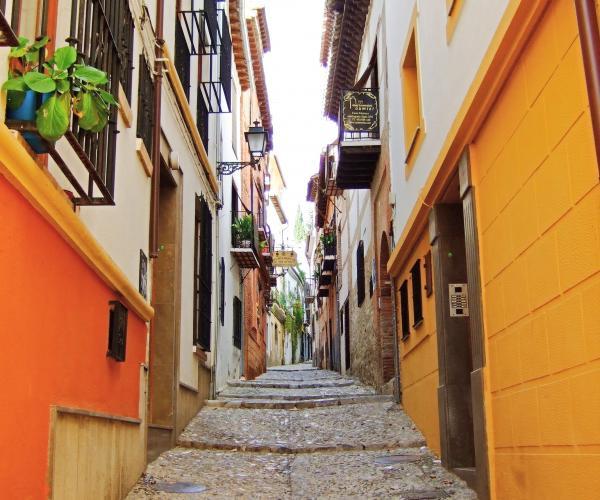 Espagne : Andalousie Les villages blancs