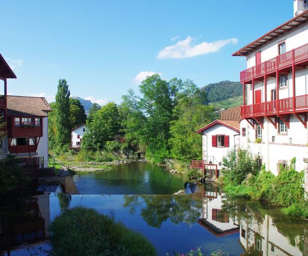Le Puy en Velay - Saint Jean Pied de Port : Sentier des Arts