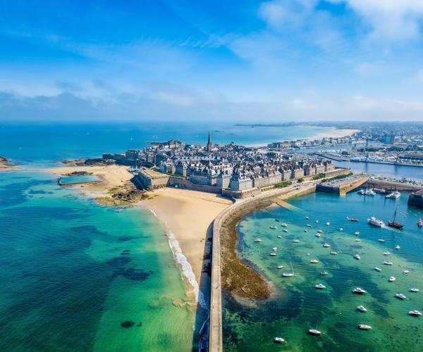 Bretagne : Du Mont Saint Michel à Saint Malo