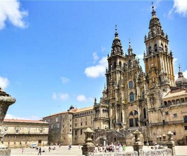 Compostelle à vélo : Saint Jean Pied de Port à Santiago de Compostela