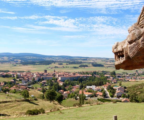 Auvergne : Les Noisettes Sauvages, autour de Saugues