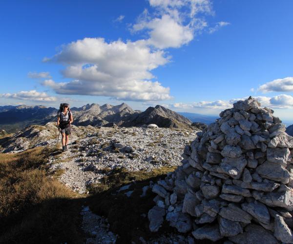 Slovénie : Le Massif des Alpes Juliennes