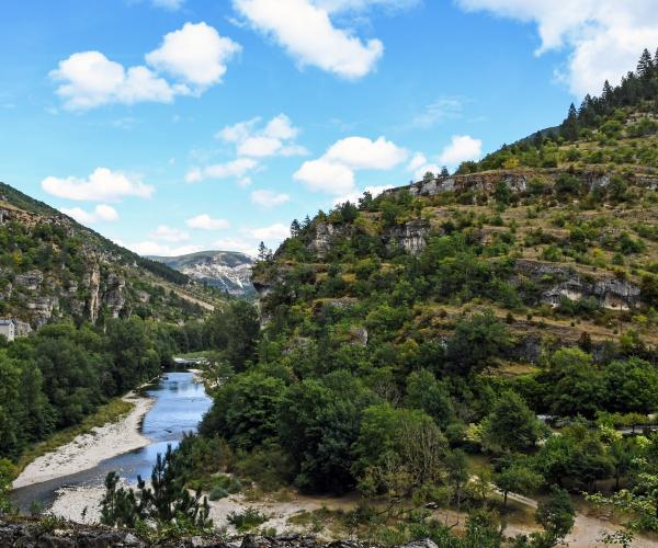 Gorges du Tarn et Causses lozériens
