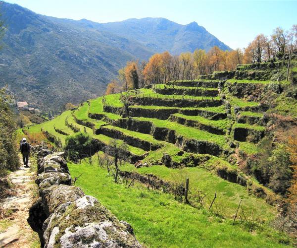 Portugal : L'Alto Minho