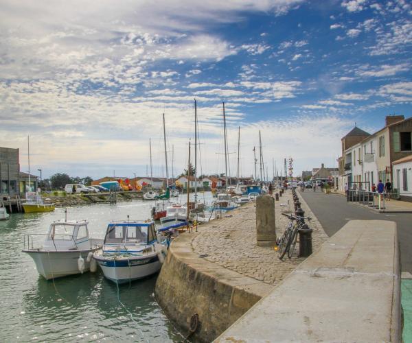 Les îles de Vendée: Yeu et Noirmoutier