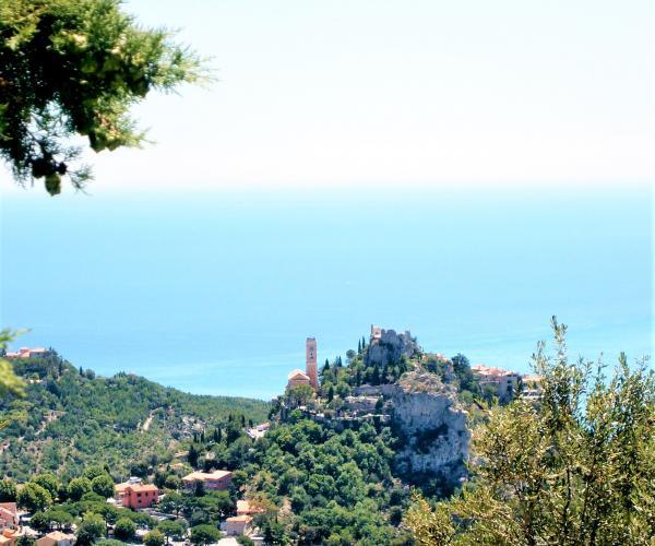 Provence : Esterel et Corniche d'Or