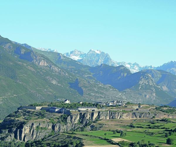 Alpes : Le Tour du Queyras en formule hôtel