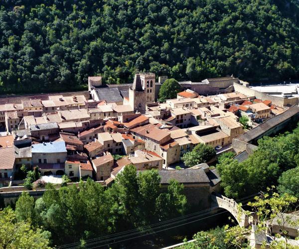 Pyrénées orientales : Randonnée et bien-être à Vernet Les Bains