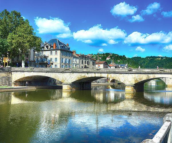 Chemin de Conques à Toulouse