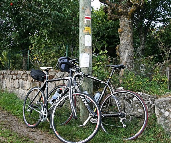 Compostelle à vélo : Le Puy en Velay - Cahors