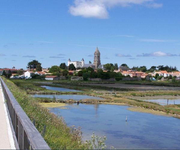 La Vélodyssée : De Nantes à La Rochelle