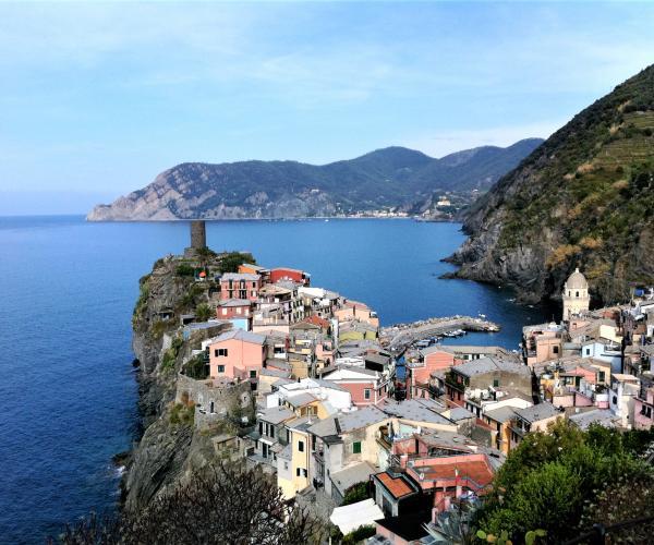 Italie : Cinque Terre