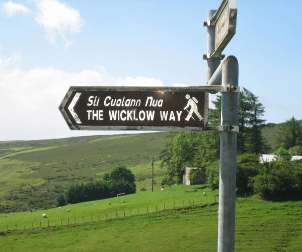 Irlande : Le Wicklow